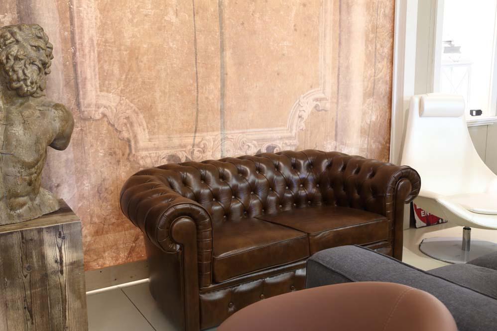 Showroom in fabbrica di fedrigo salotti produttore divani for Showroom divani milano